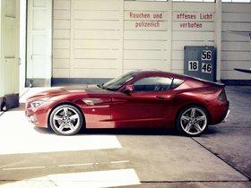 Ver foto 20 de BMW Zagato Coupe 2012