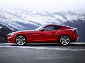 Ver foto 14 de BMW Zagato Coupe 2012