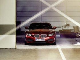 Ver foto 10 de BMW Zagato Coupe 2012