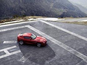 Ver foto 7 de BMW Zagato Coupe 2012