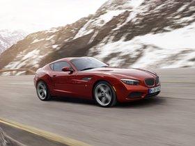 Ver foto 2 de BMW Zagato Coupe 2012