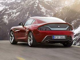 Ver foto 24 de BMW Zagato Coupe 2012