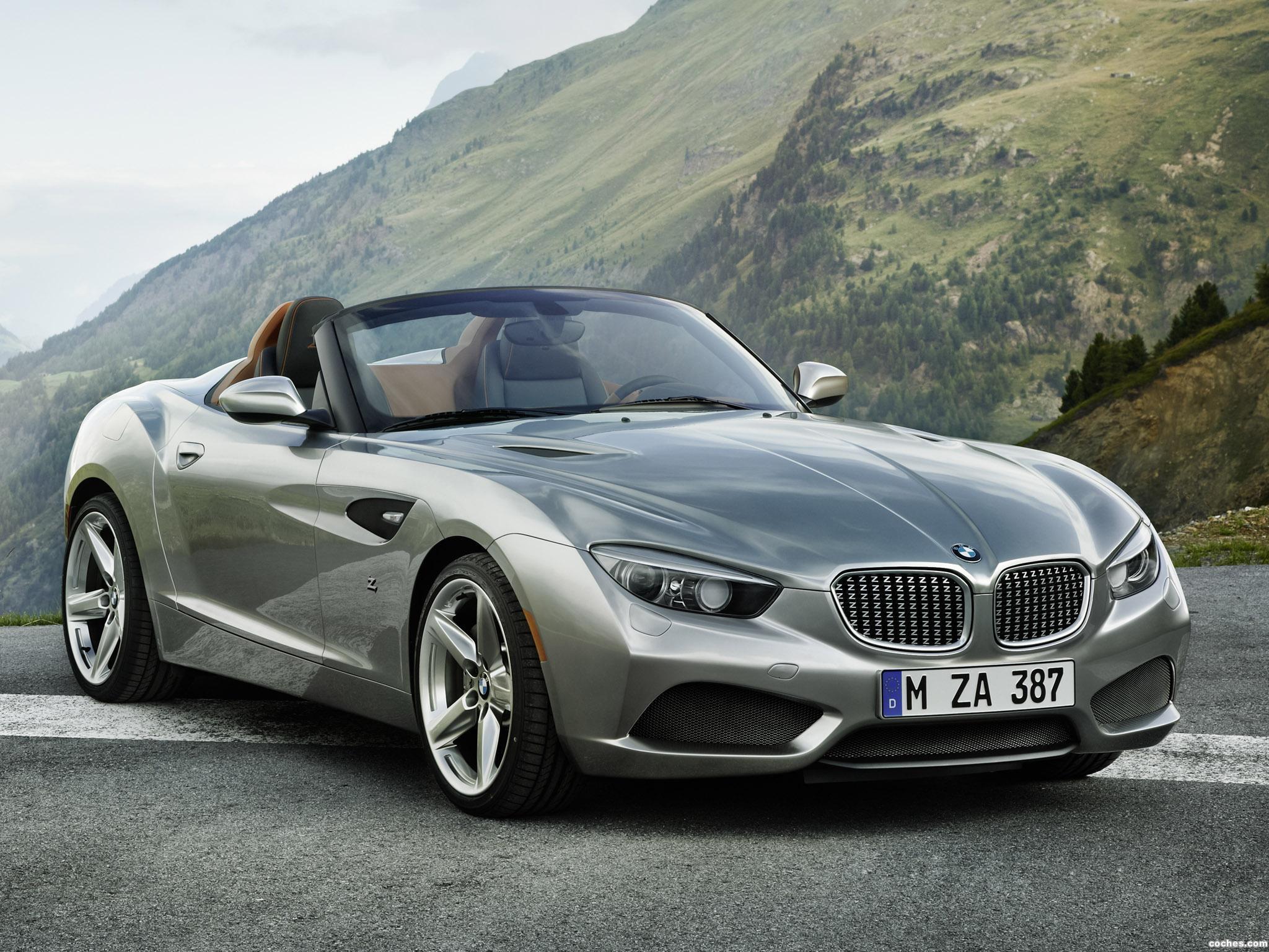 Foto 0 de BMW Zagato Roadster 2012