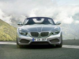 Ver foto 7 de BMW Zagato Roadster 2012