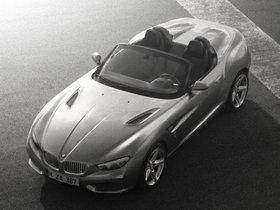 Ver foto 4 de BMW Zagato Roadster 2012