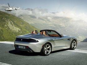 Ver foto 11 de BMW Zagato Roadster 2012