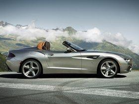 Ver foto 9 de BMW Zagato Roadster 2012