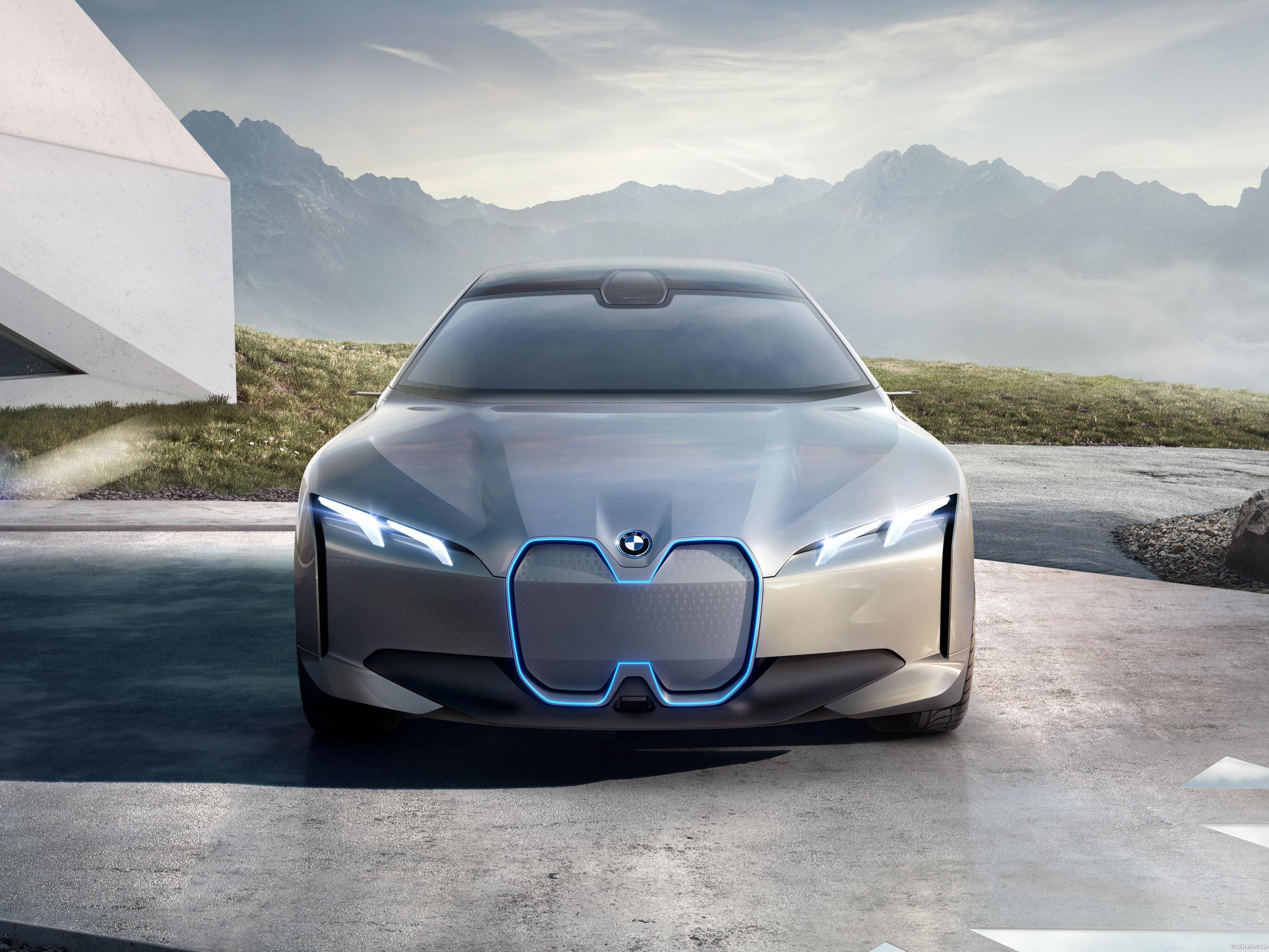 Foto 8 de BMW i Vision Dynamics 2017