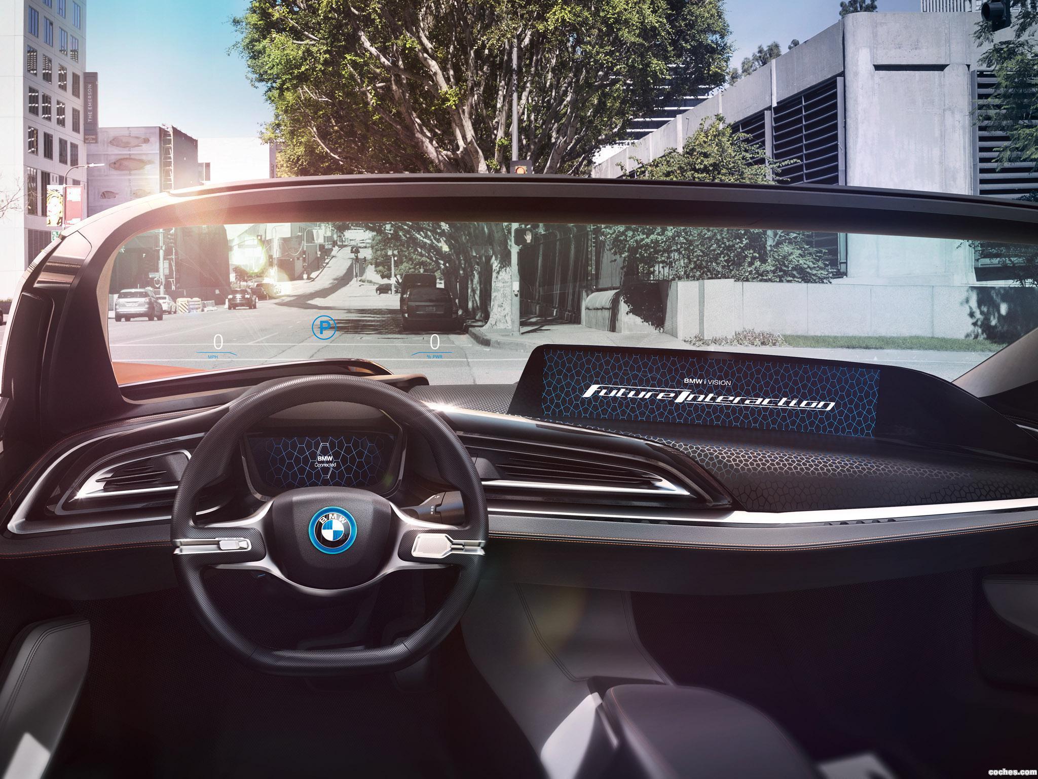 Foto 7 de BMW i Vision Future Interaction Concept 2016