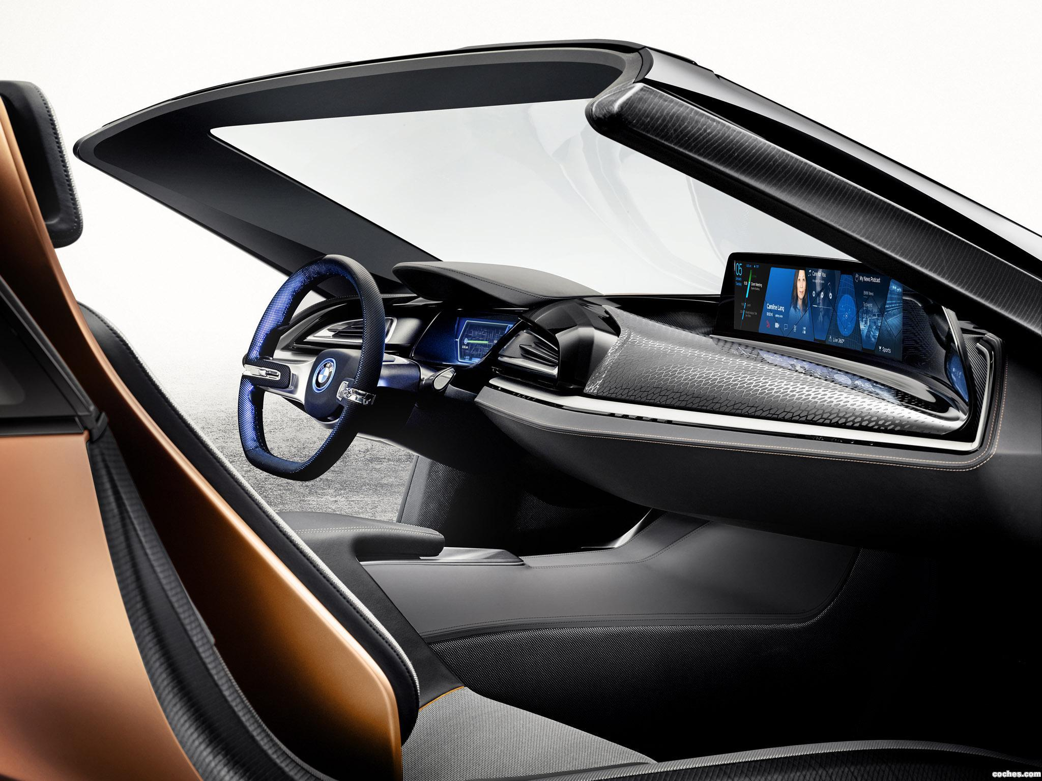 Foto 4 de BMW i Vision Future Interaction Concept 2016