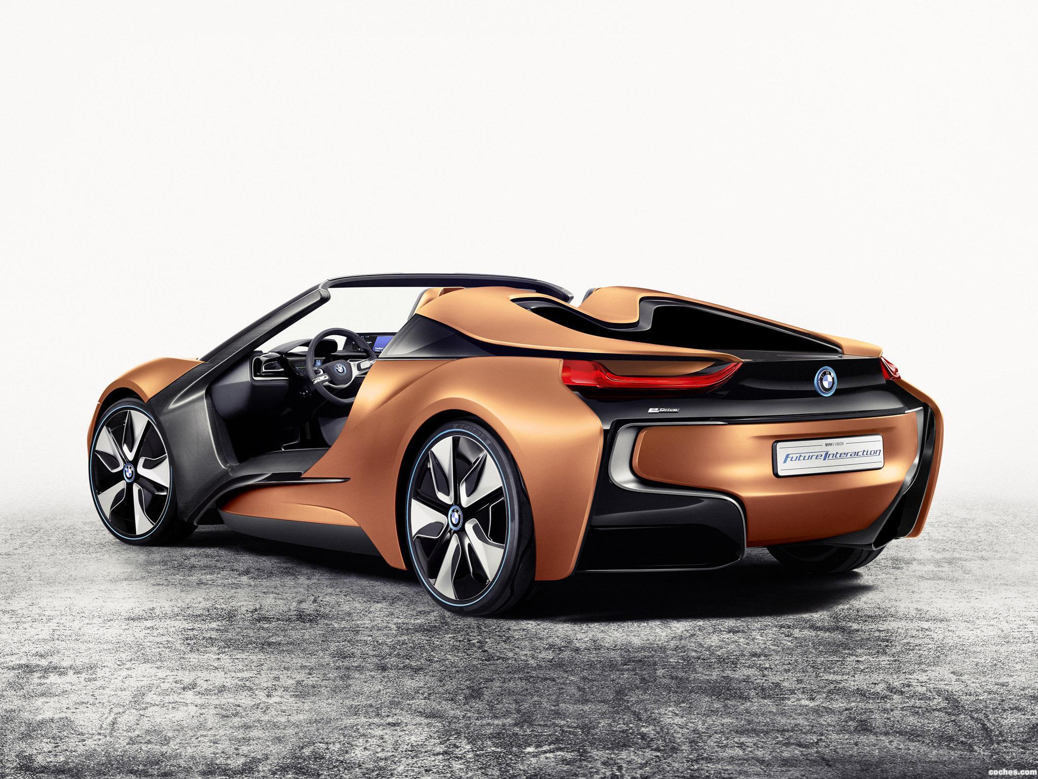 Foto 3 de BMW i Vision Future Interaction Concept 2016