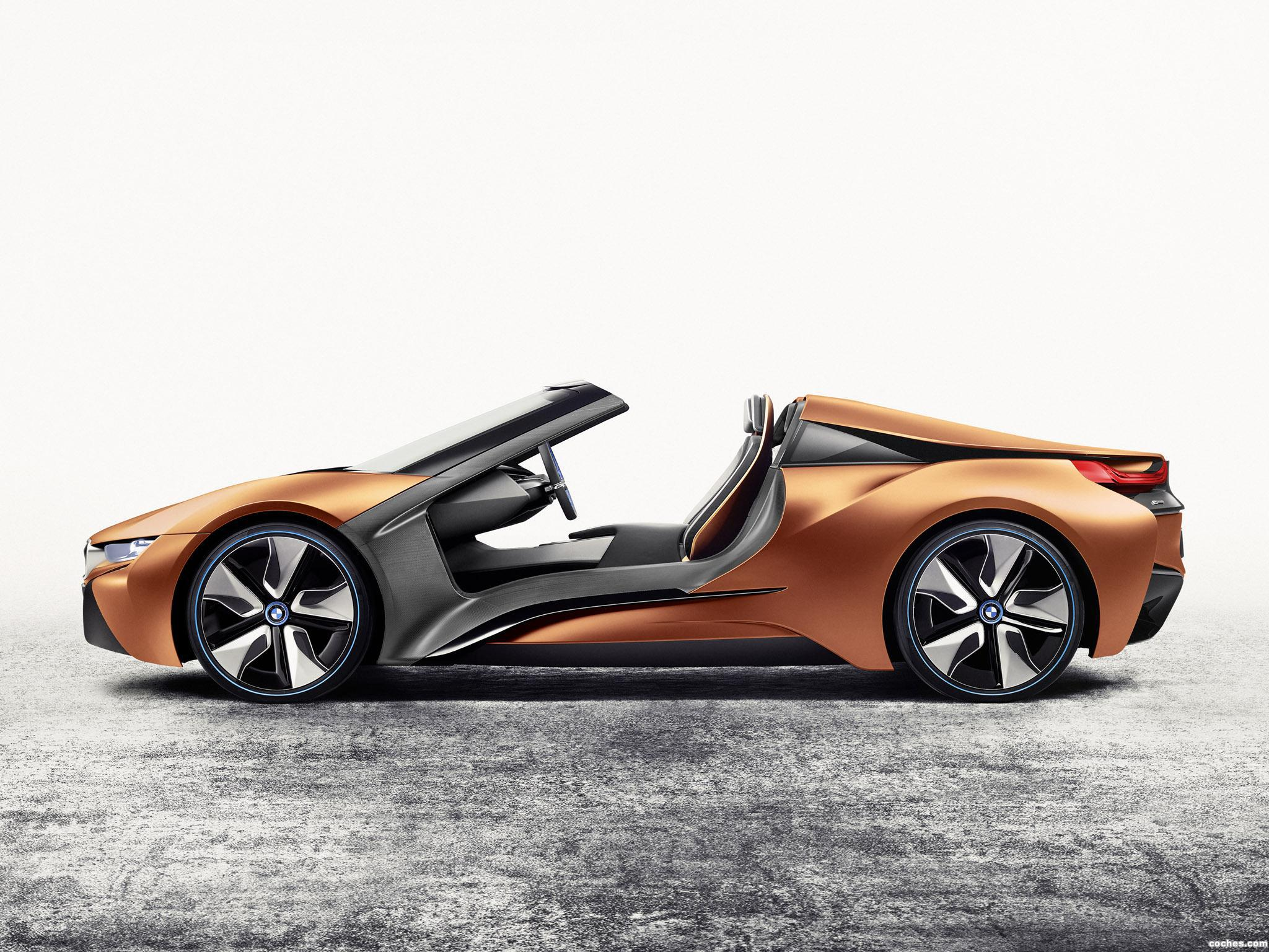 Foto 2 de BMW i Vision Future Interaction Concept 2016
