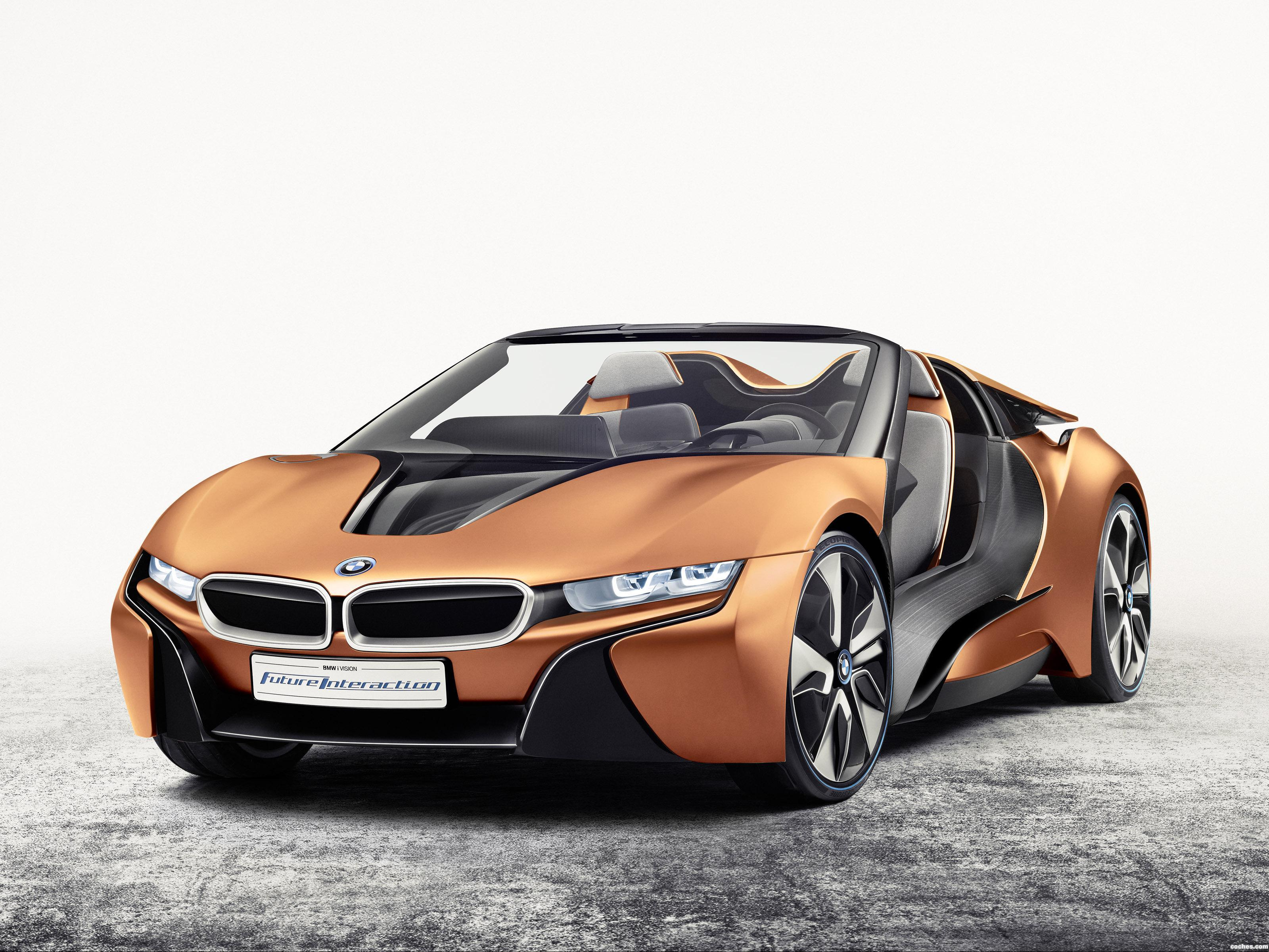 Foto 0 de BMW i Vision Future Interaction Concept 2016