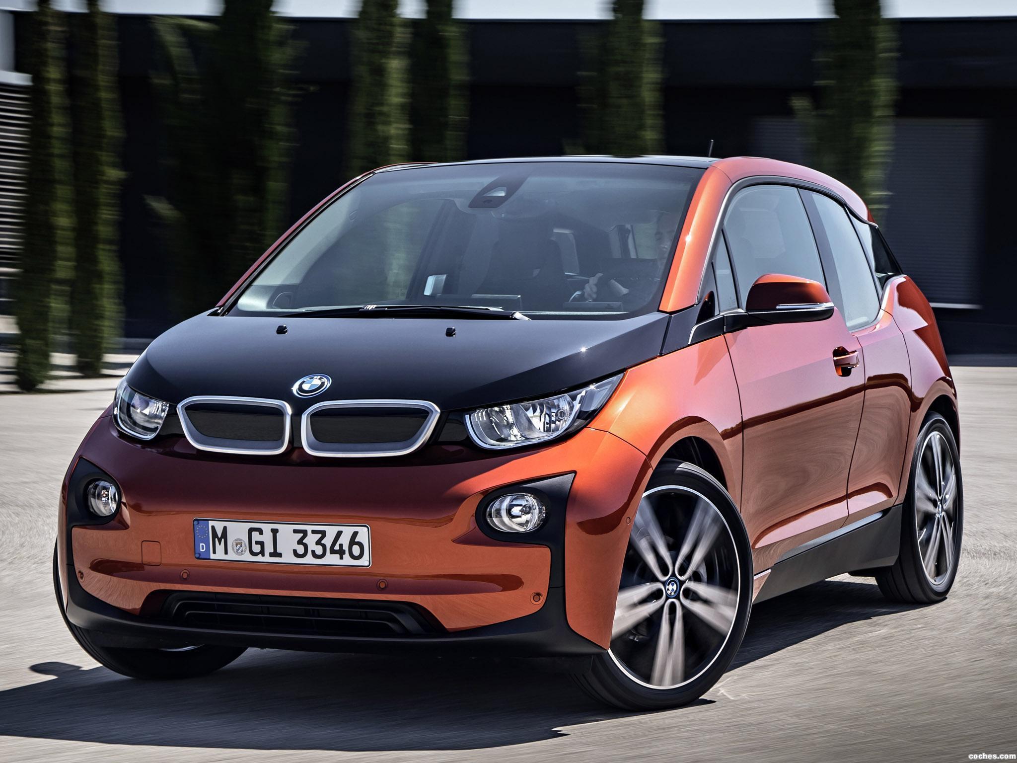 Foto 0 de BMW i3 2014