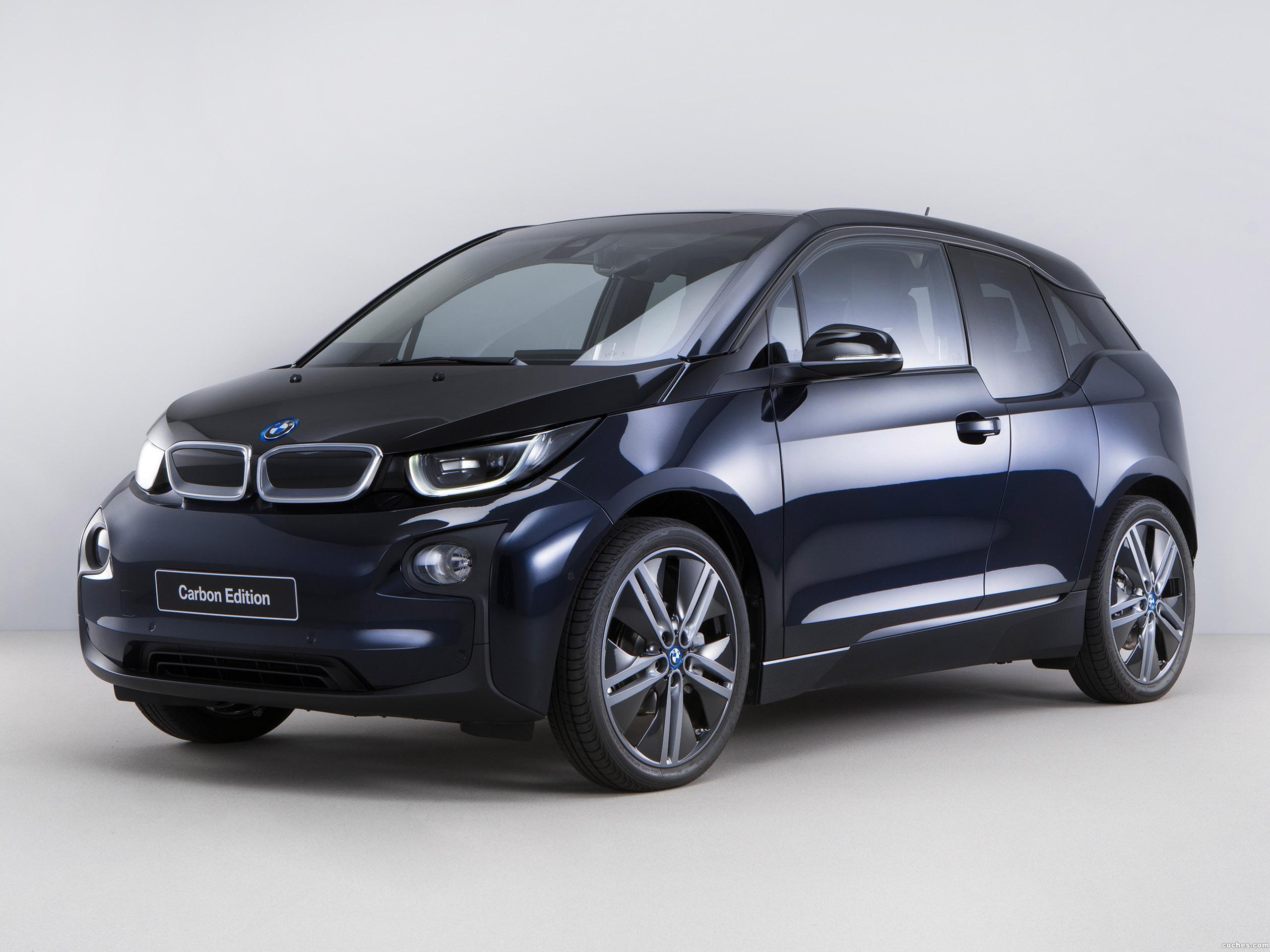 Foto 0 de BMW i3 Carbon Edition 2017