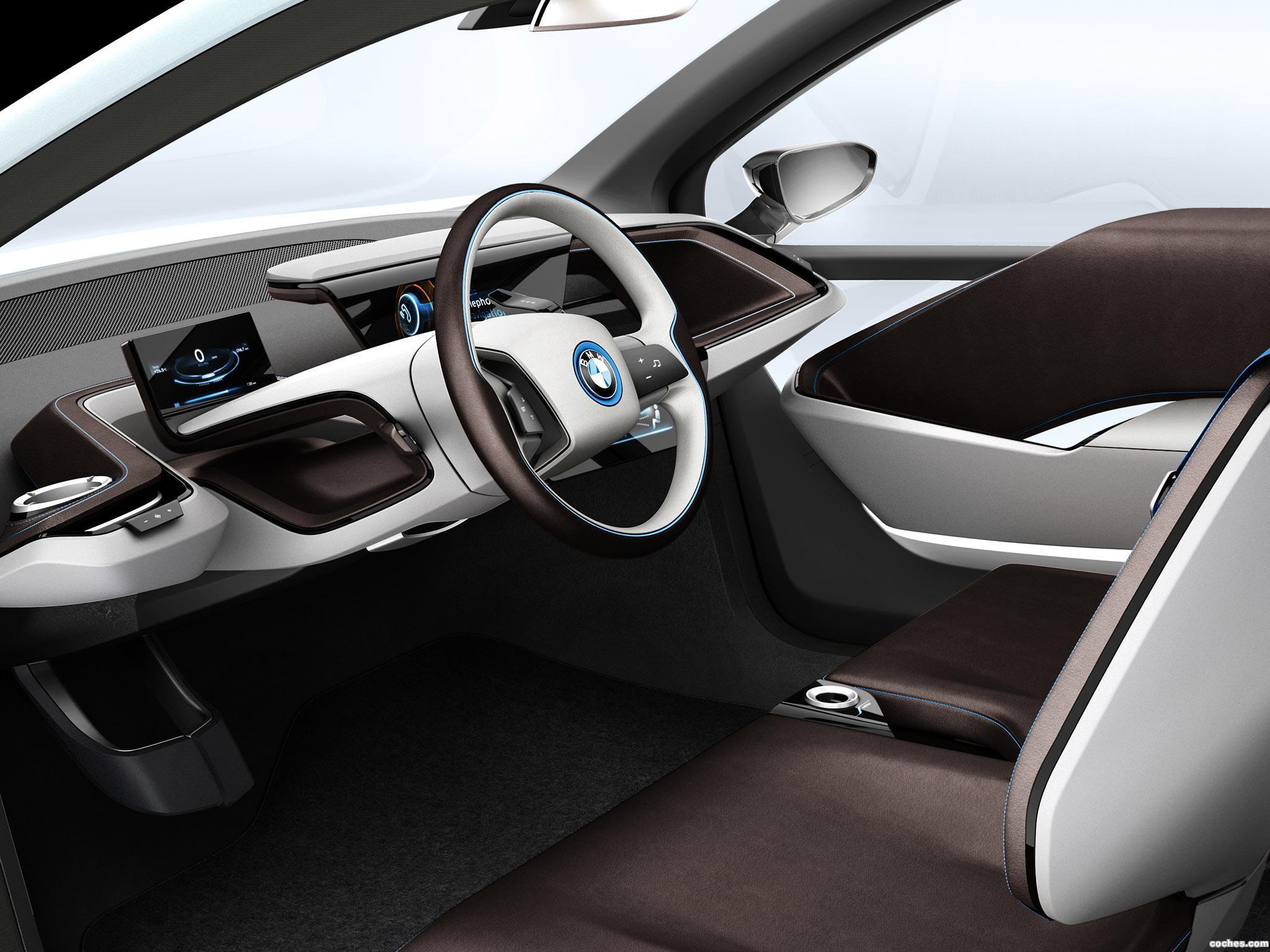 Foto 20 de BMW i3 Concept 2011
