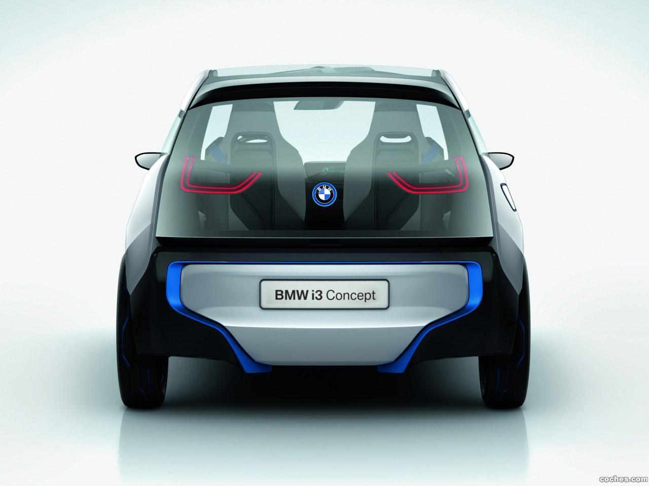 Foto 11 de BMW i3 Concept 2011