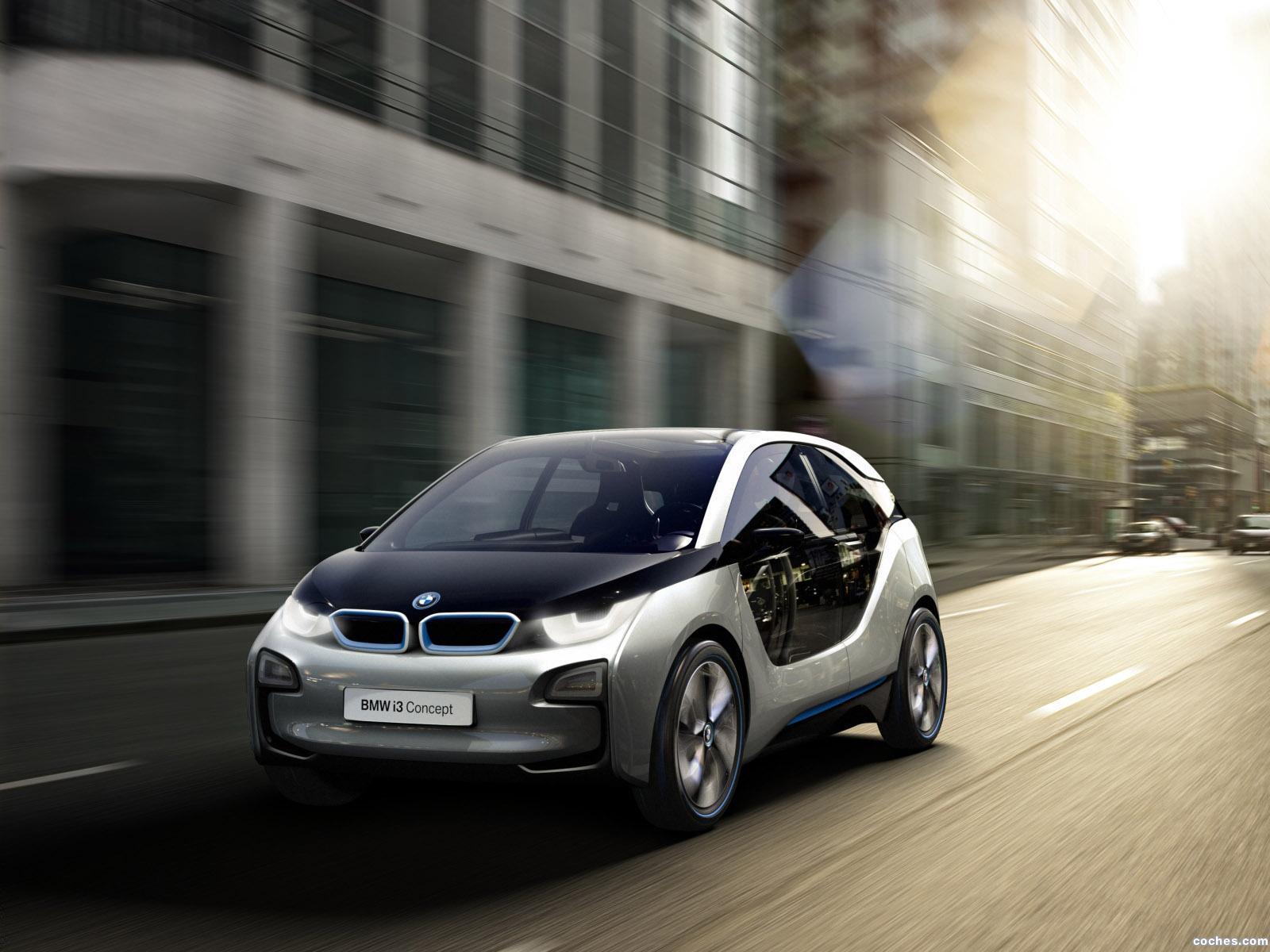 Foto 8 de BMW i3 Concept 2011