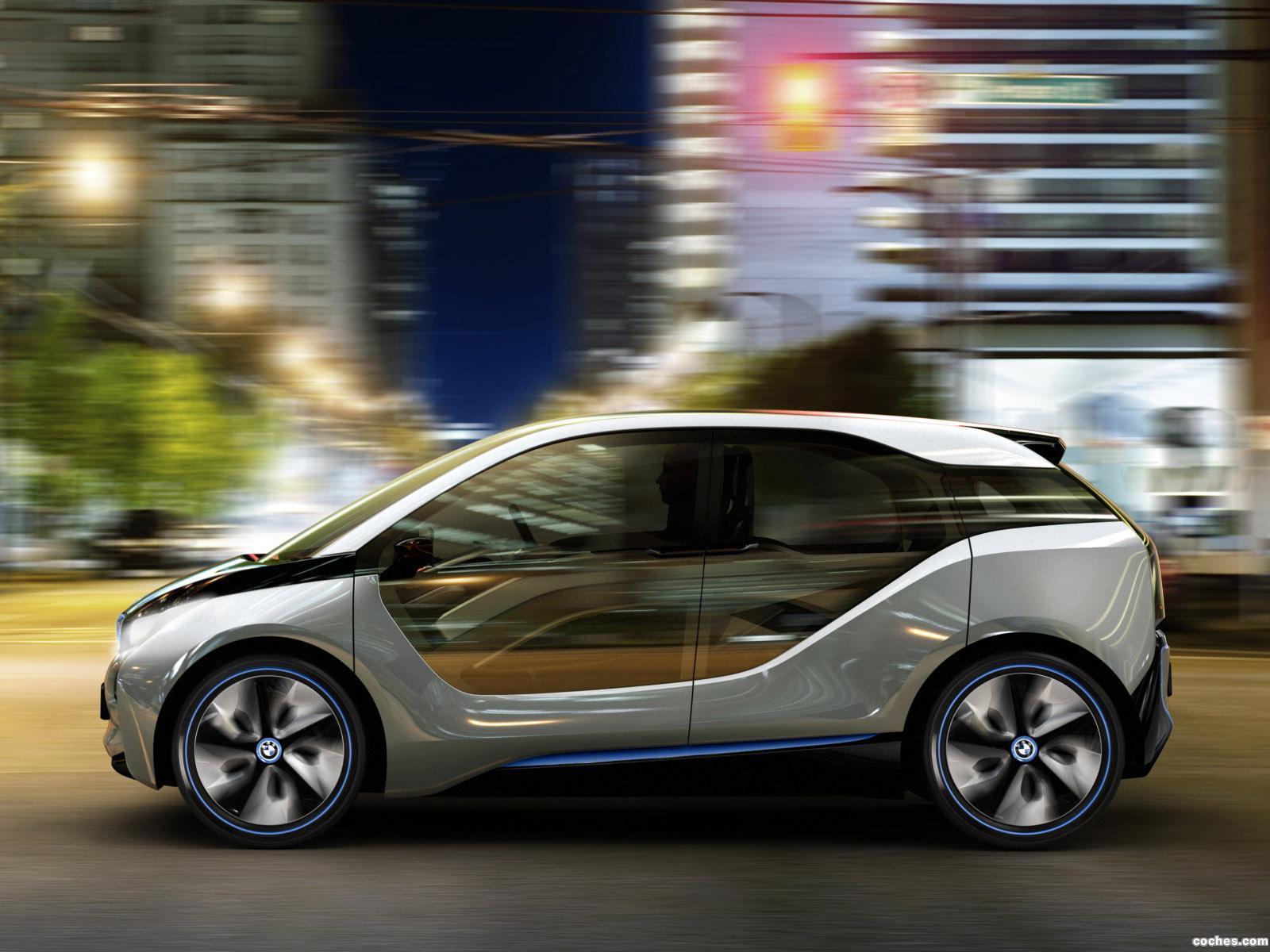 Foto 7 de BMW i3 Concept 2011
