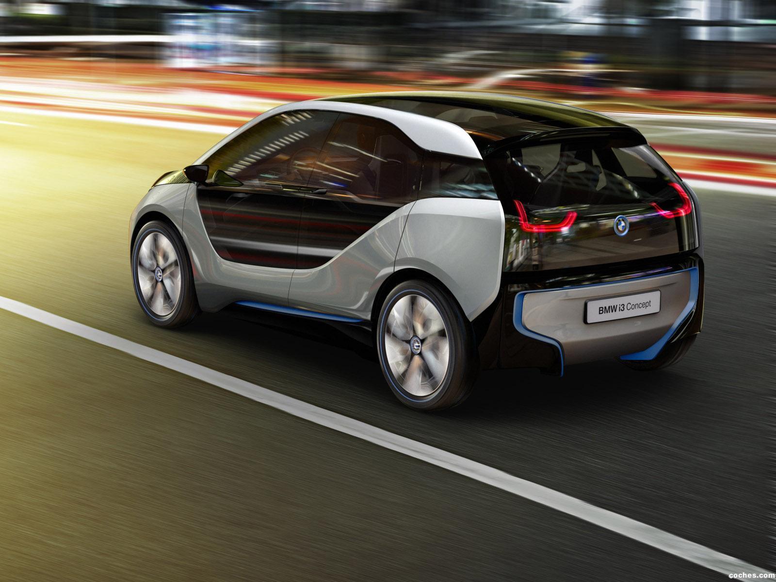 Foto 5 de BMW i3 Concept 2011