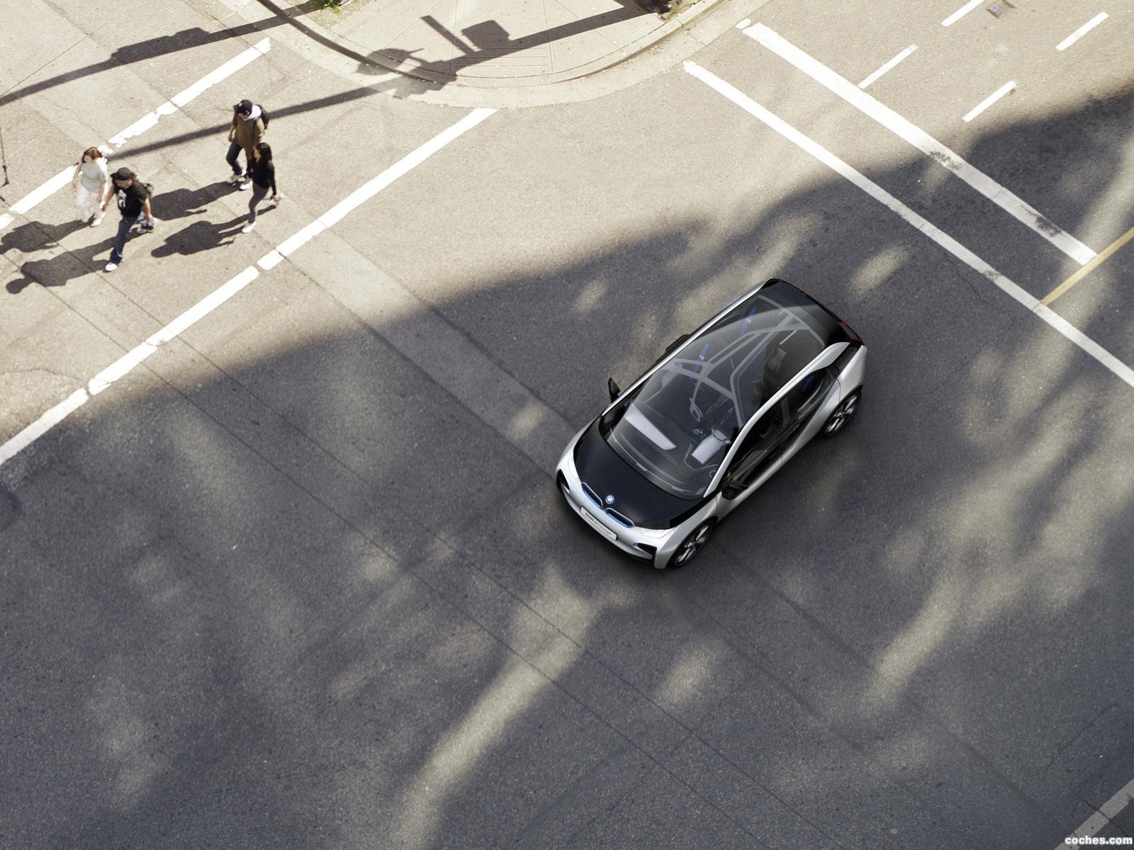 Foto 4 de BMW i3 Concept 2011
