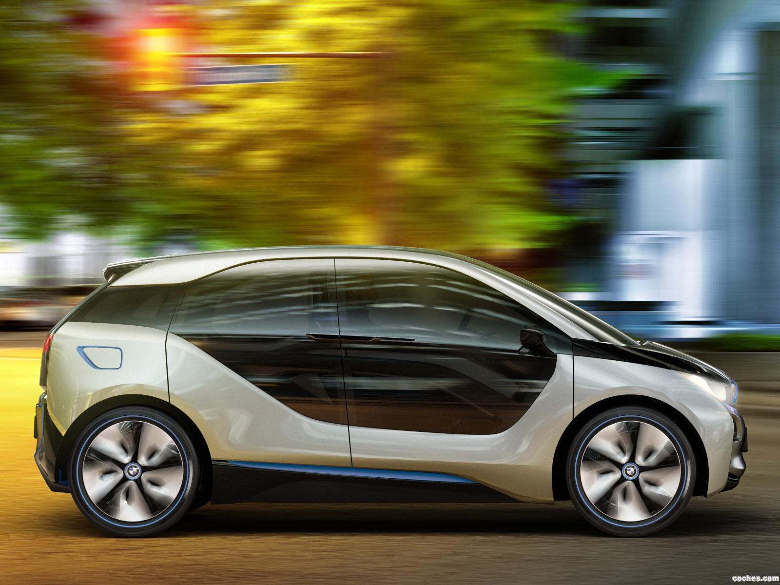 Foto 2 de BMW i3 Concept 2011