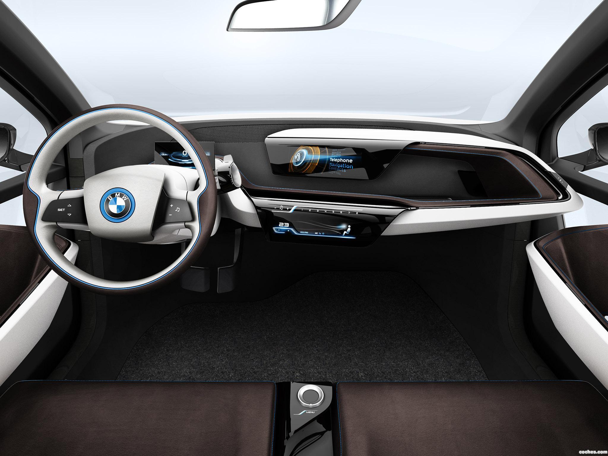 Foto 19 de BMW i3 Concept 2011