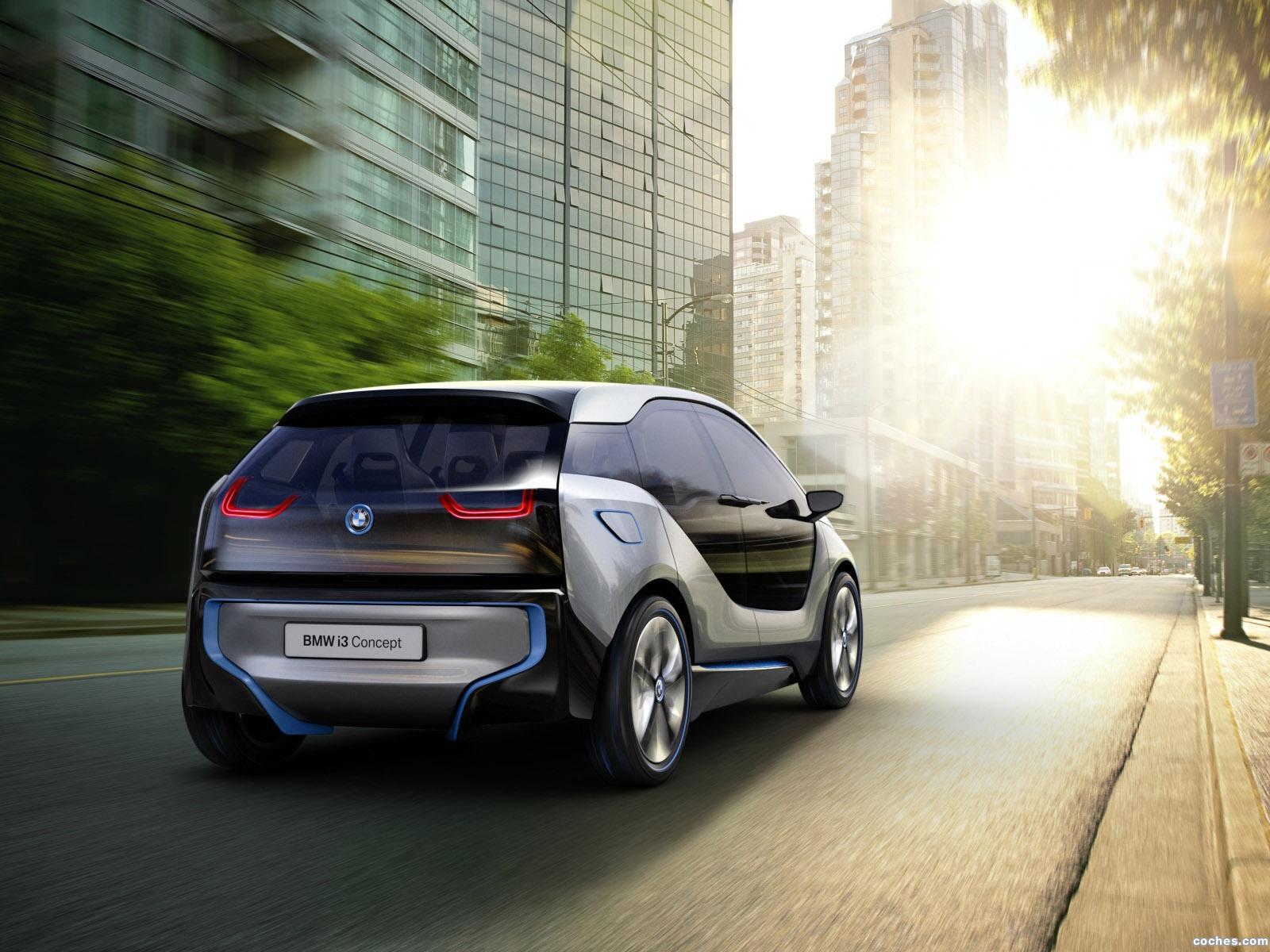 Foto 1 de BMW i3 Concept 2011