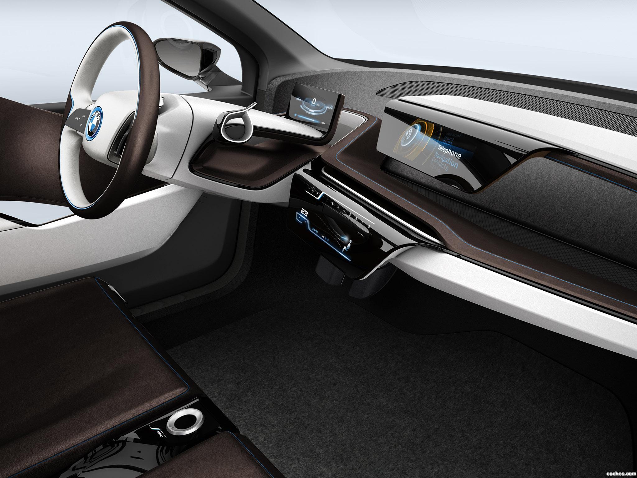 Foto 18 de BMW i3 Concept 2011