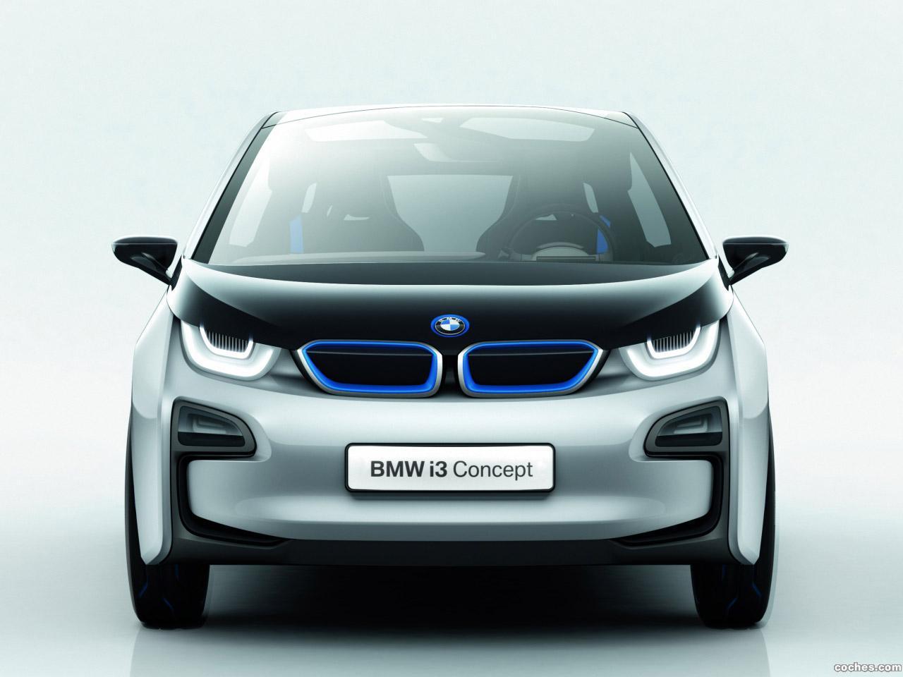 Foto 16 de BMW i3 Concept 2011