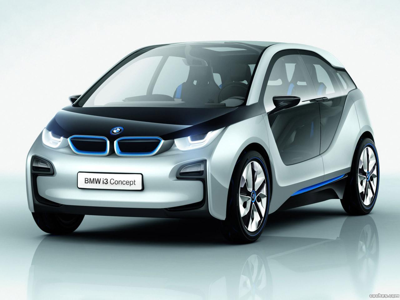 Foto 15 de BMW i3 Concept 2011