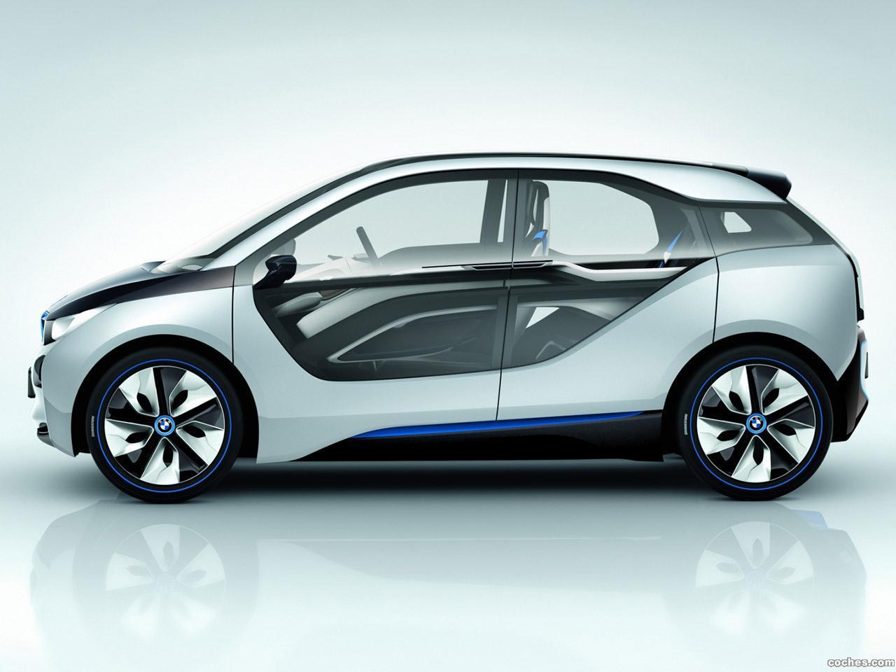 Foto 14 de BMW i3 Concept 2011