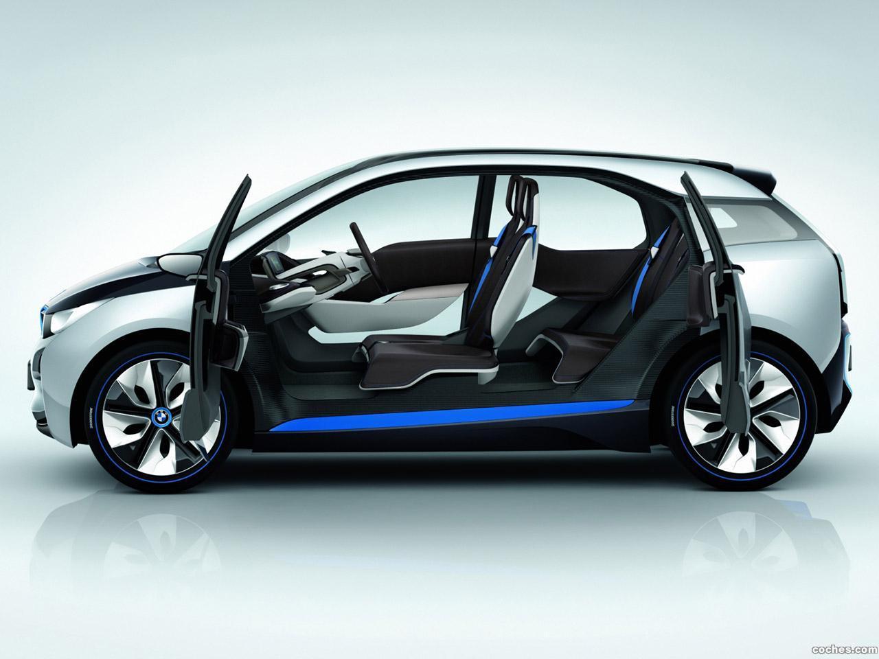 Foto 13 de BMW i3 Concept 2011