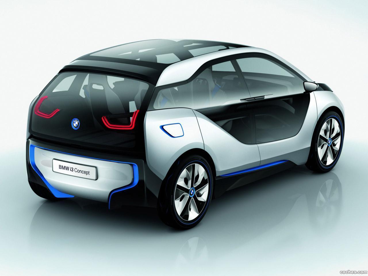 Foto 12 de BMW i3 Concept 2011