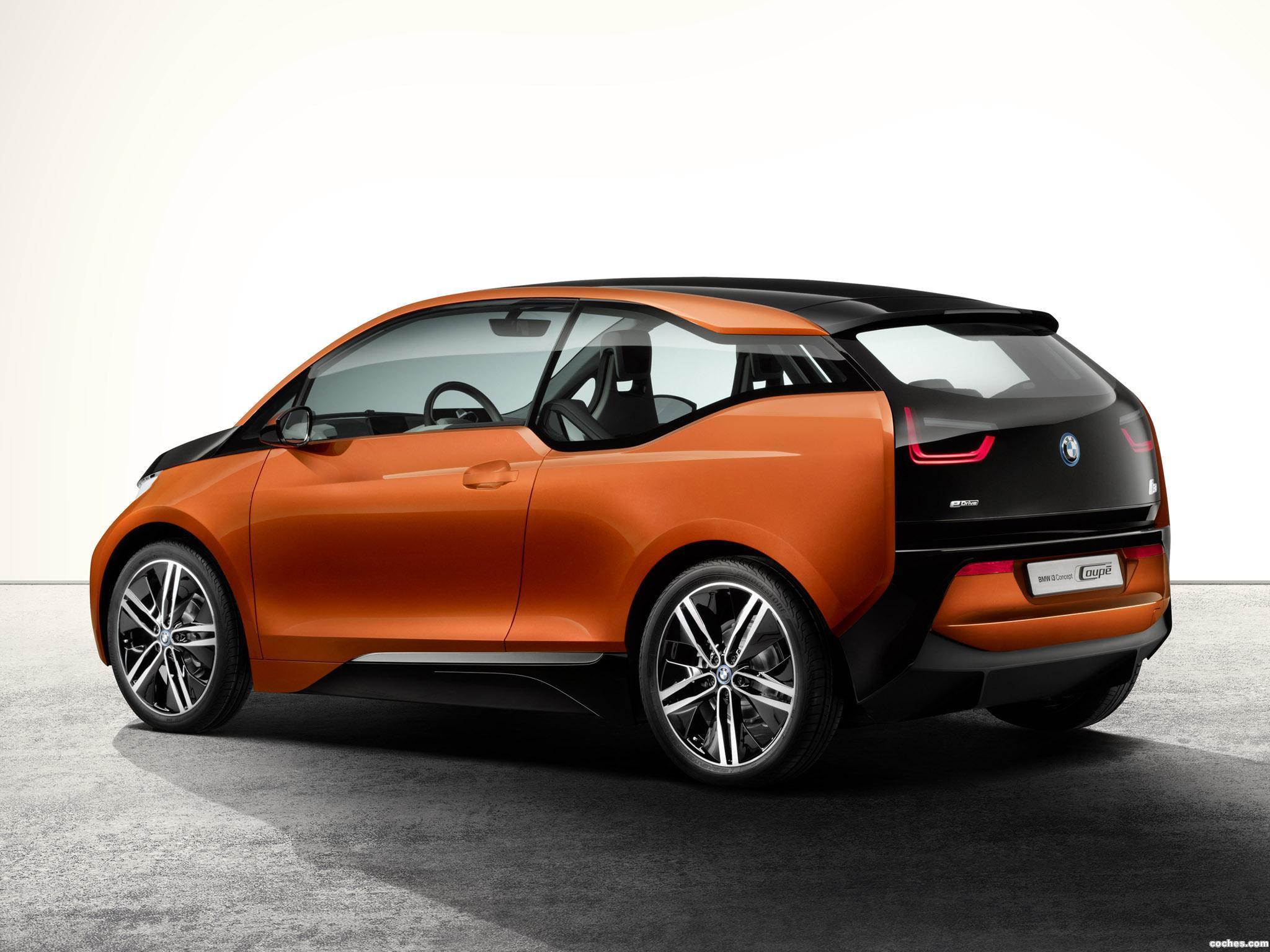 Foto 14 de BMW i3 Coupe Concept 2012