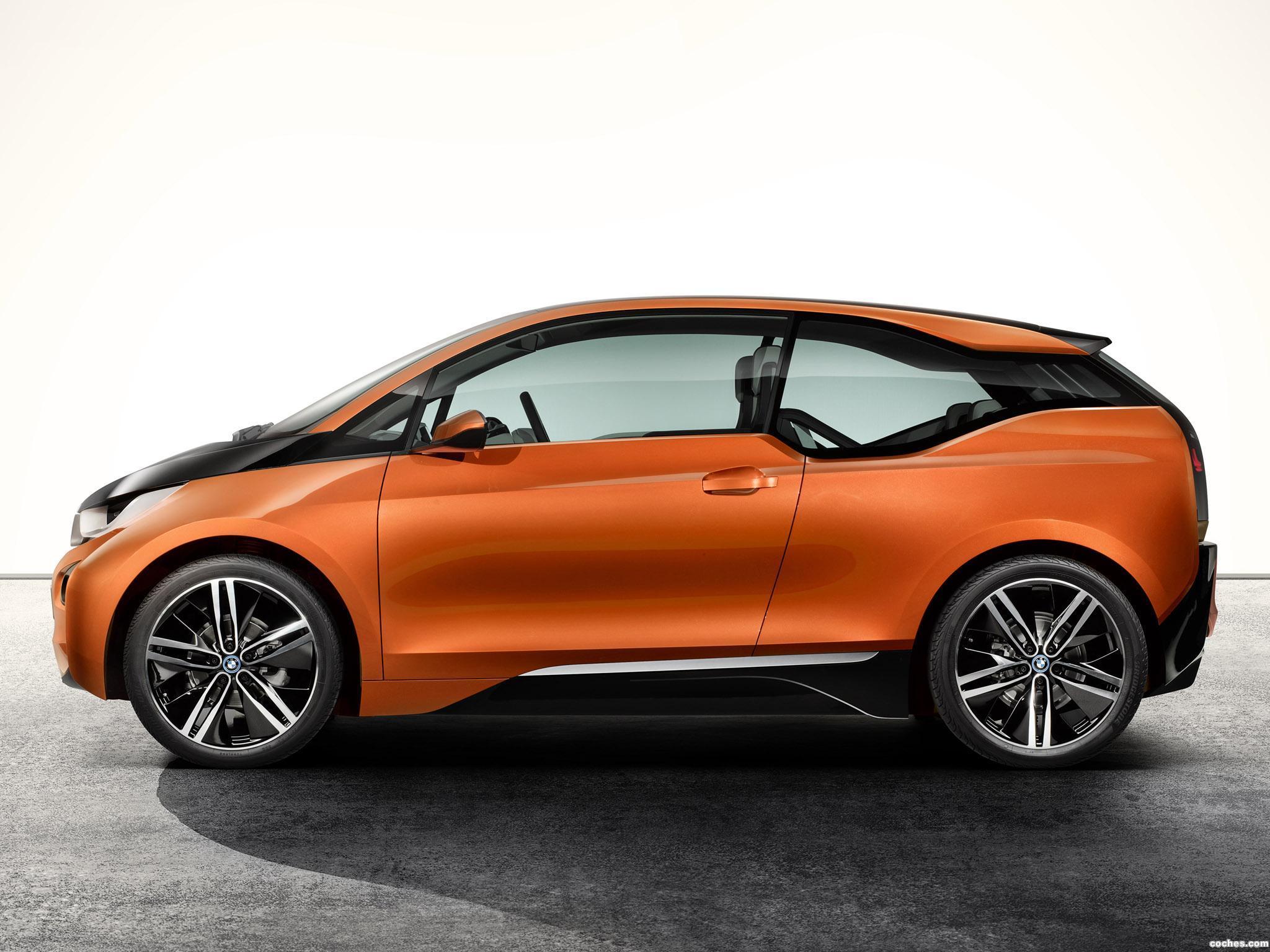 Foto 13 de BMW i3 Coupe Concept 2012