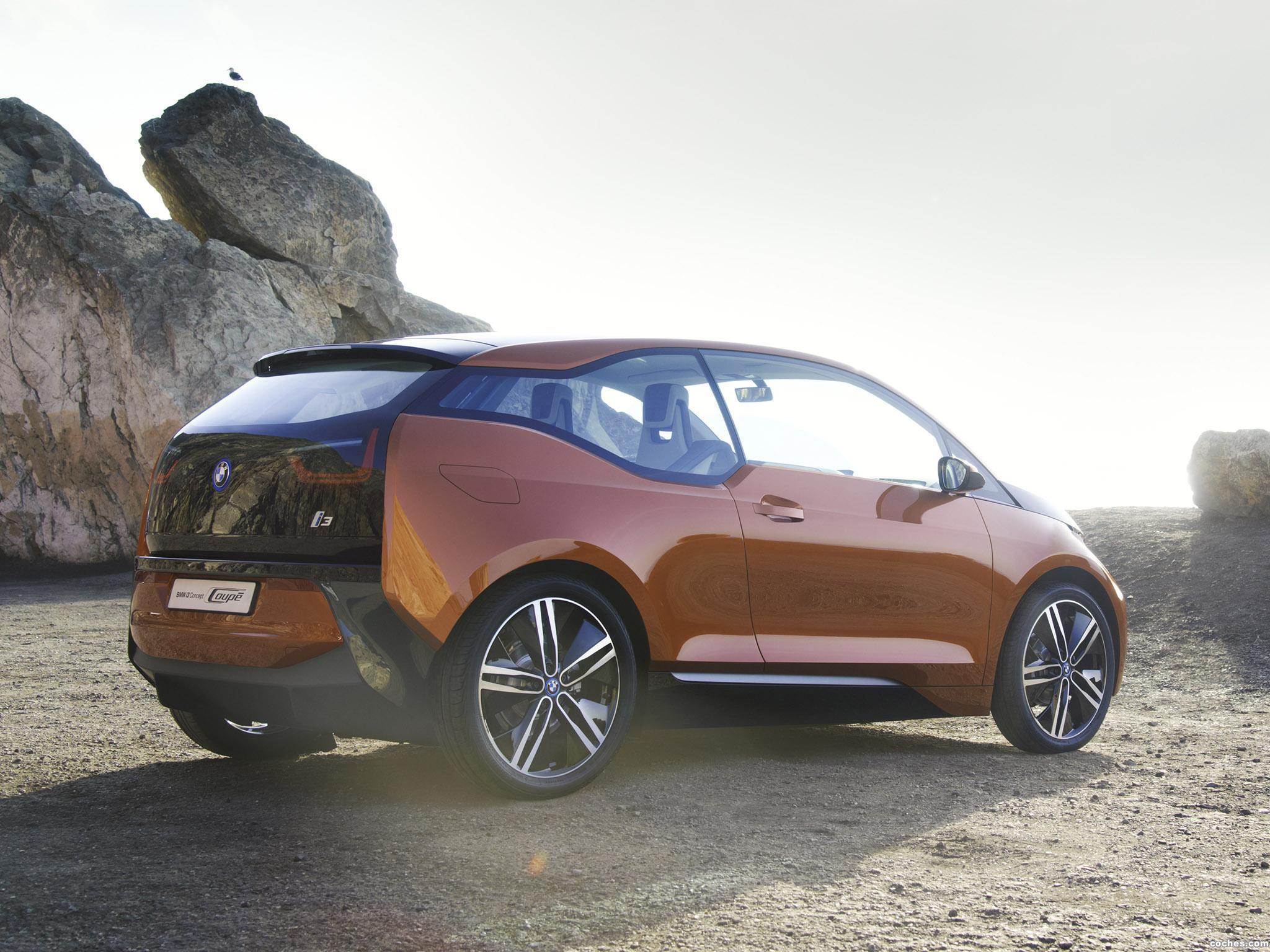 Foto 12 de BMW i3 Coupe Concept 2012