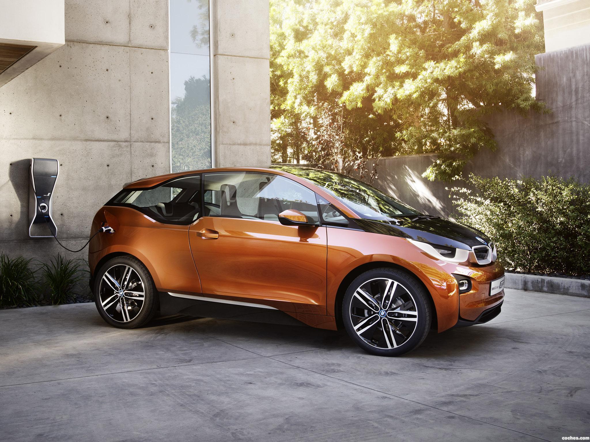 Foto 10 de BMW i3 Coupe Concept 2012