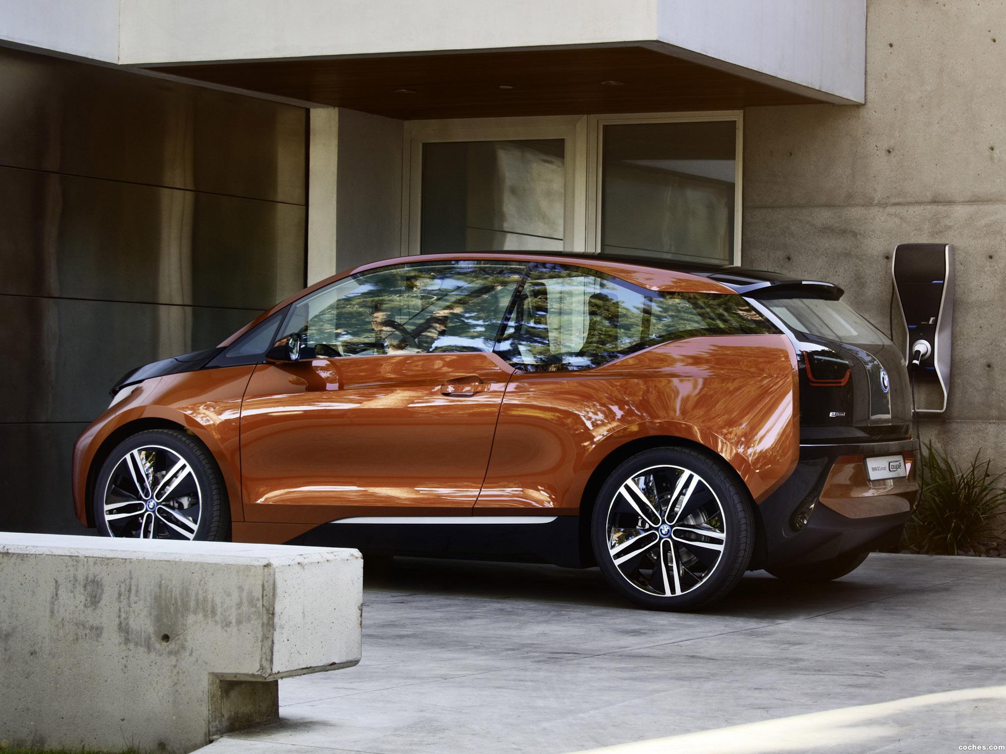 Foto 7 de BMW i3 Coupe Concept 2012