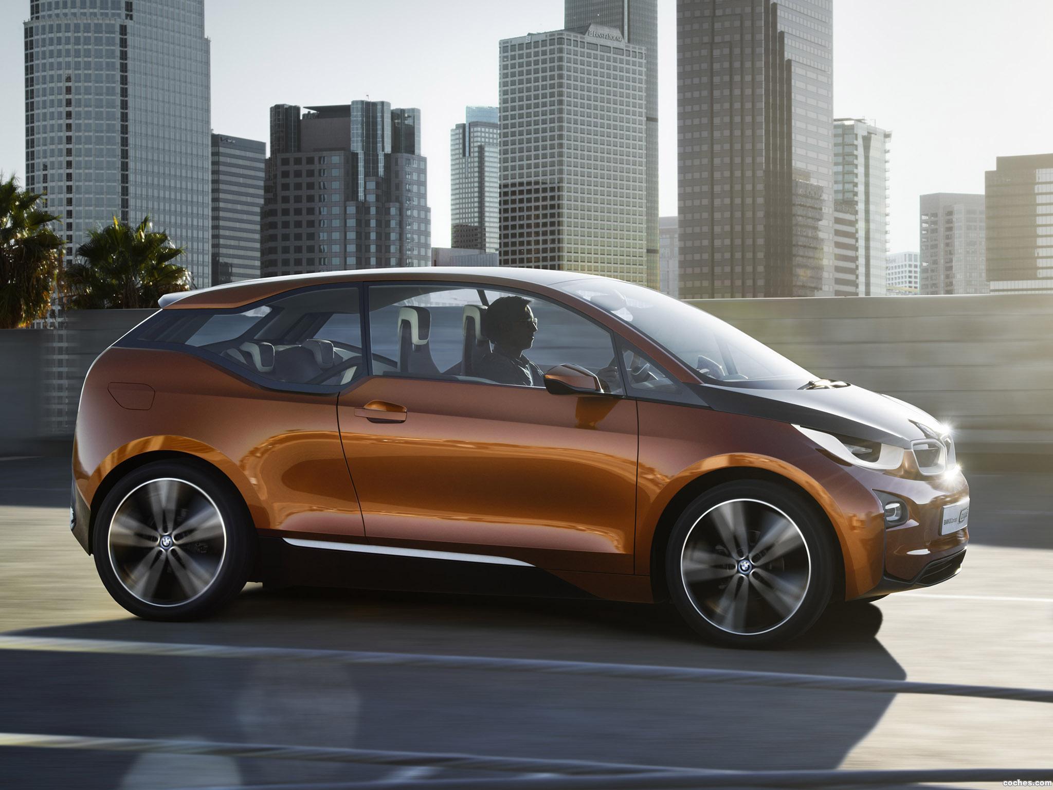 Foto 6 de BMW i3 Coupe Concept 2012