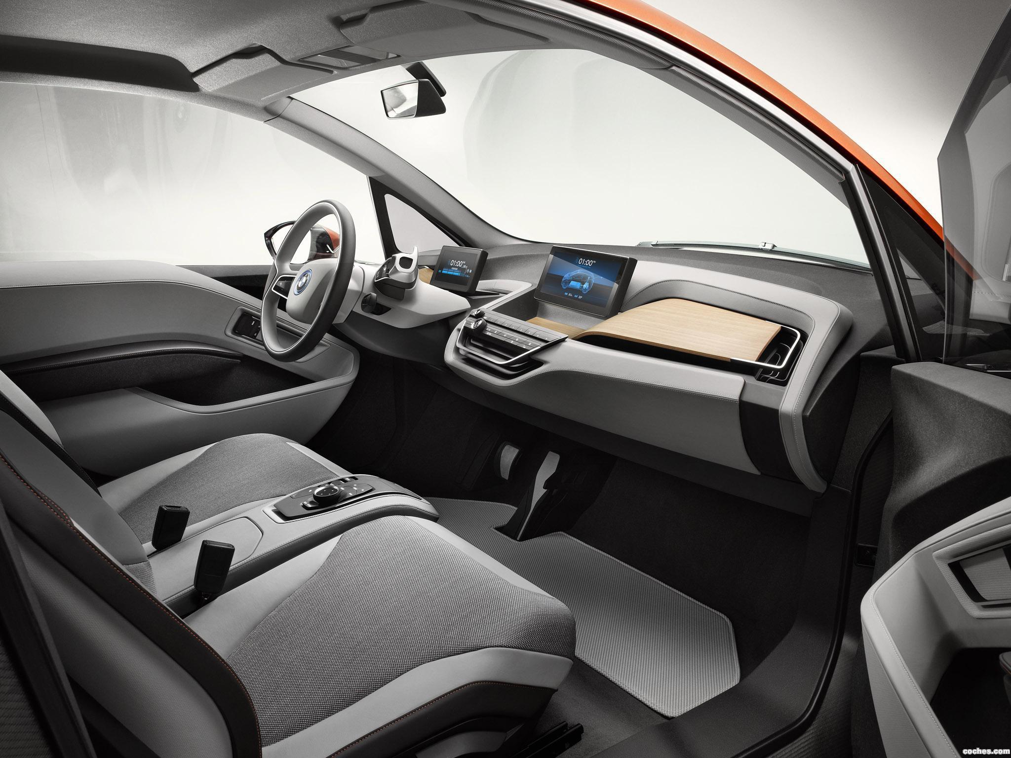 Foto 22 de BMW i3 Coupe Concept 2012