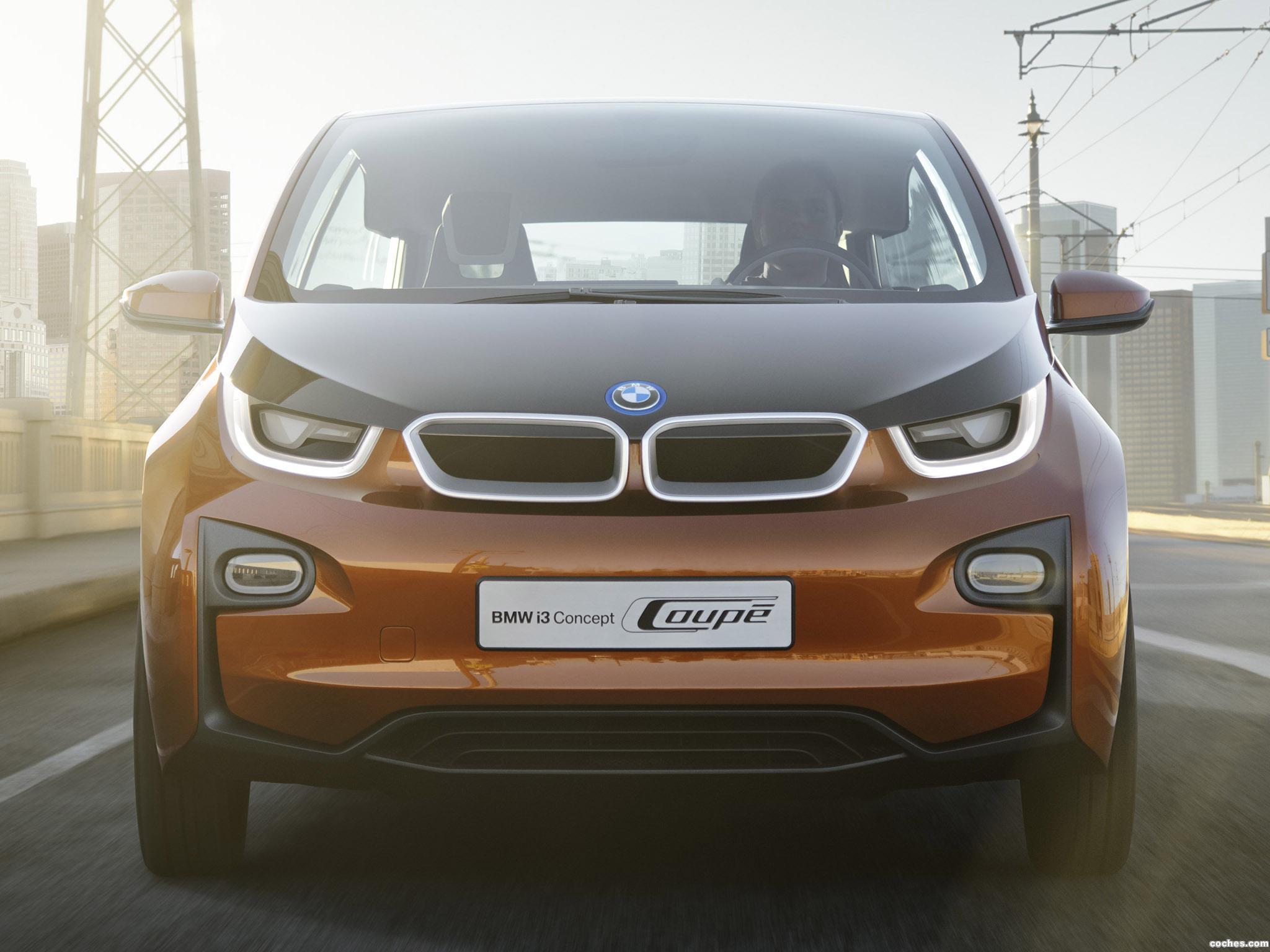 Foto 4 de BMW i3 Coupe Concept 2012