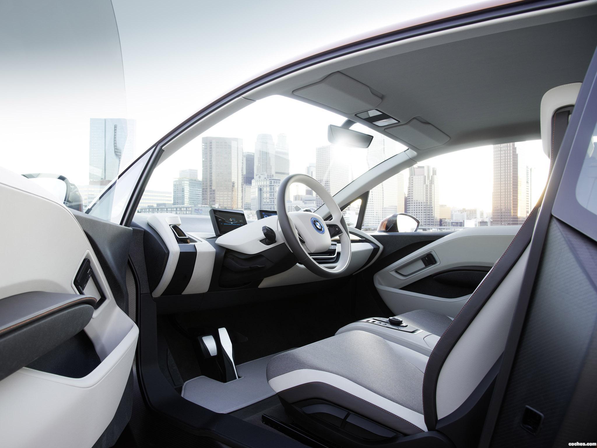 Foto 21 de BMW i3 Coupe Concept 2012