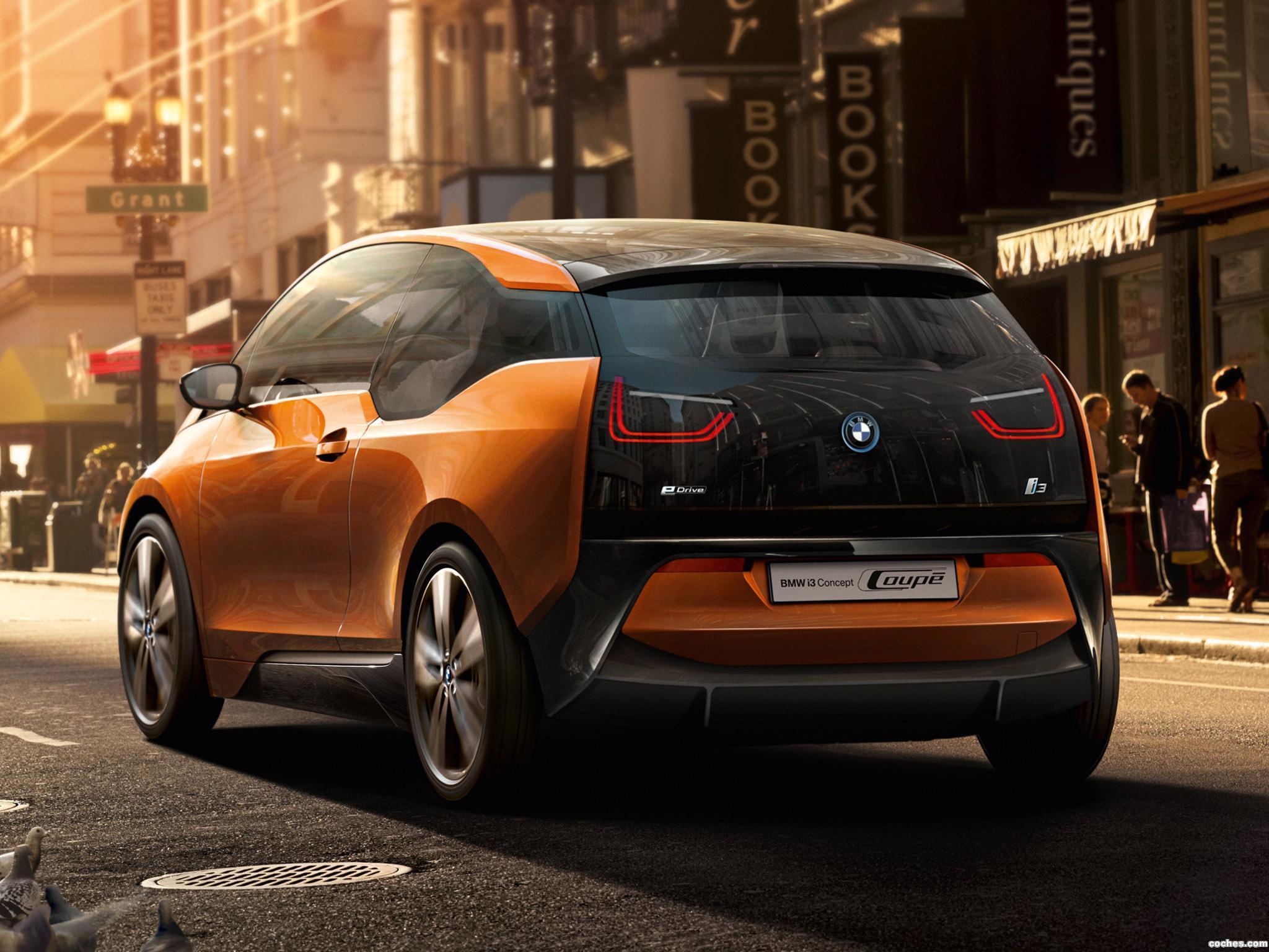 Foto 17 de BMW i3 Coupe Concept 2012