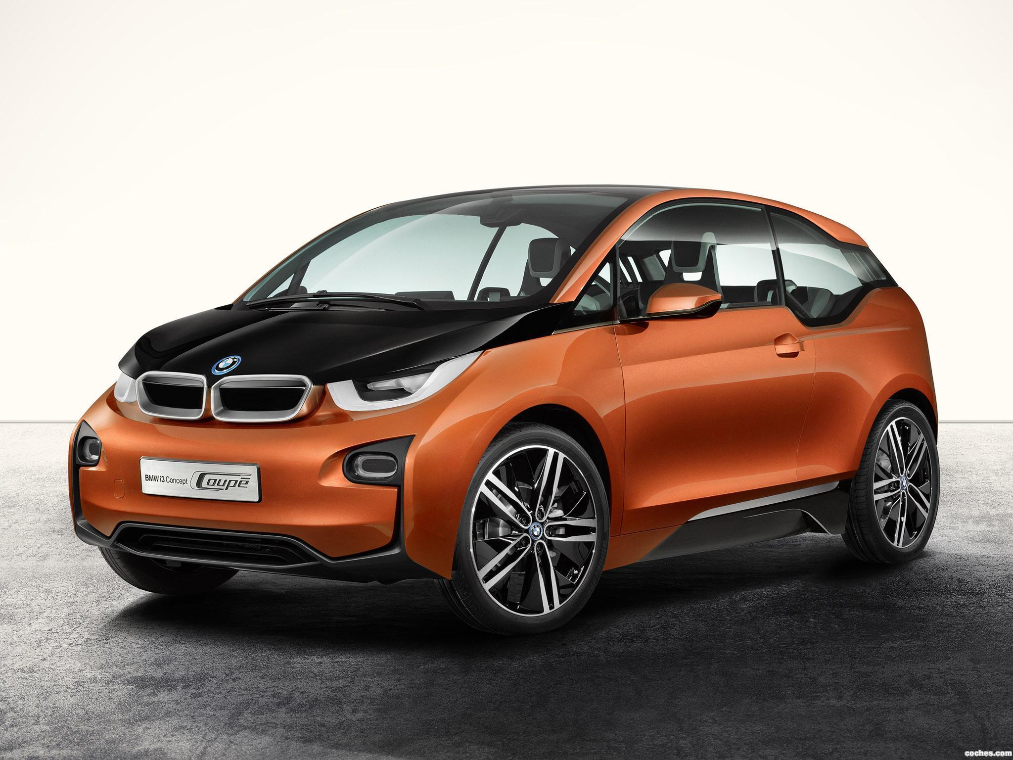 Foto 16 de BMW i3 Coupe Concept 2012