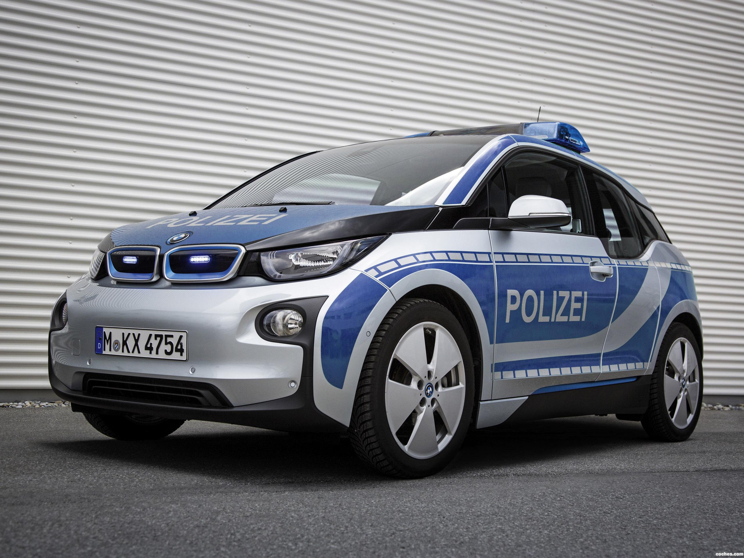 Foto 0 de BMW i3 Polize 2015