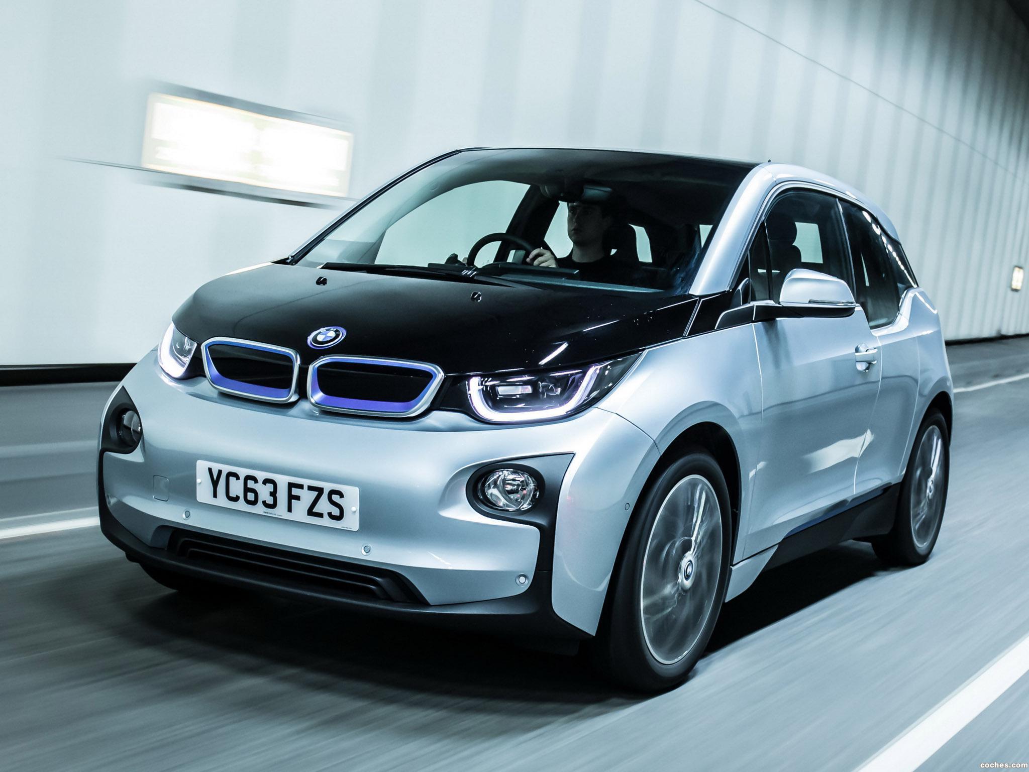 Foto 0 de BMW i3 UK 2014