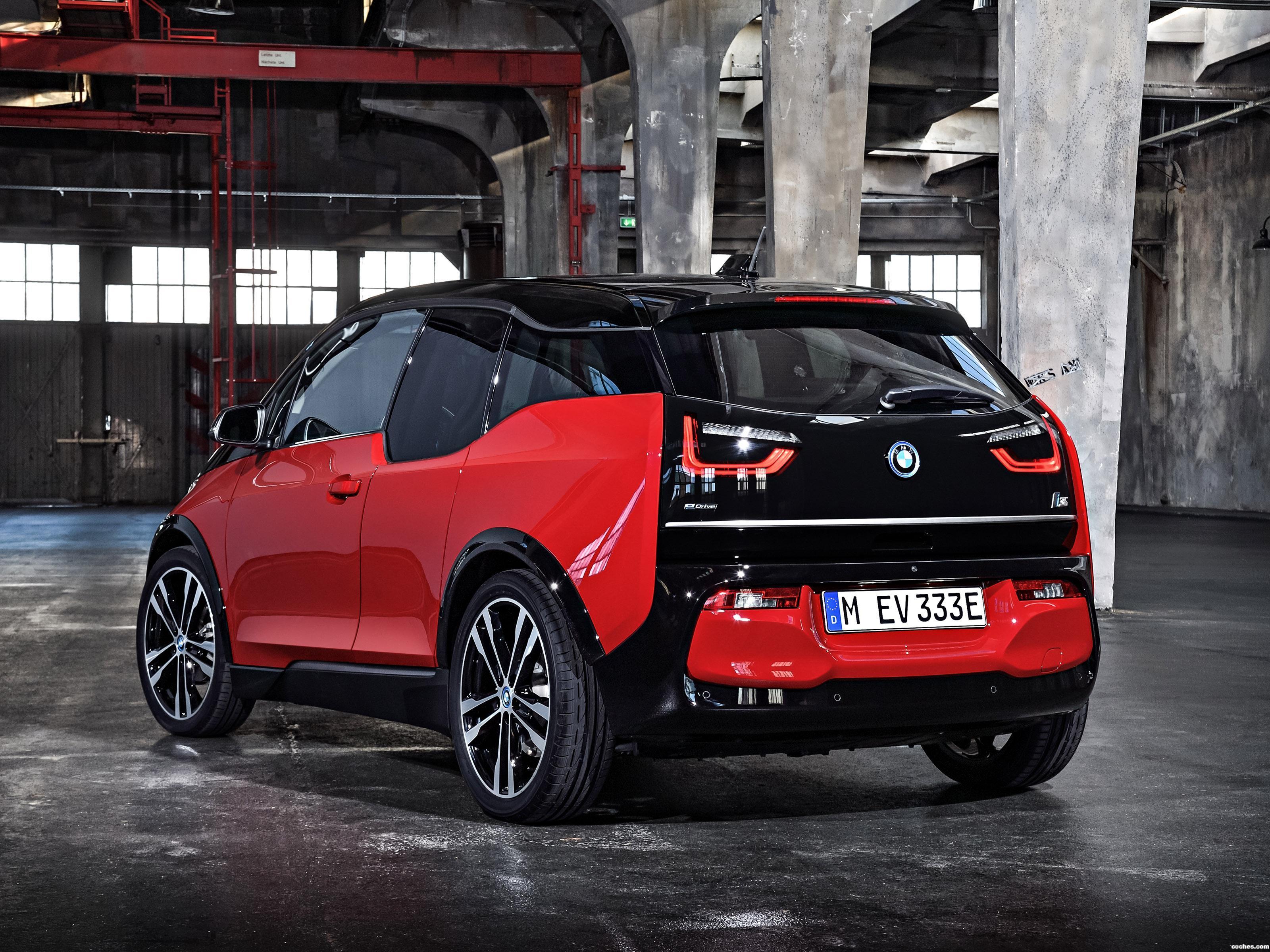 Foto 1 de BMW i3S 2017