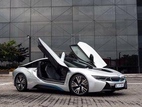 Ver foto 38 de BMW i8 Coupe 2014