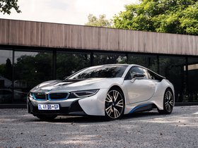 Fotos de BMW i8 Coupe 2014